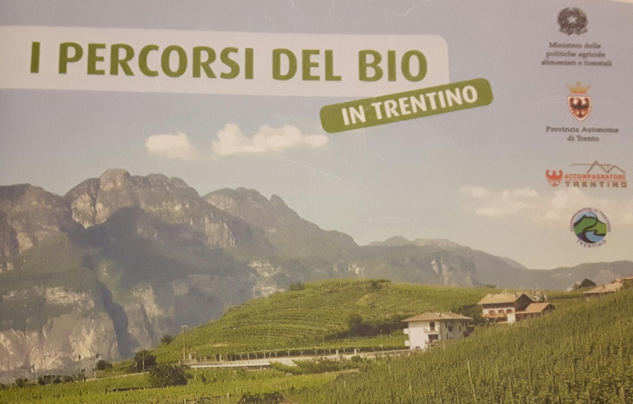 Mozione: un Percorso del Bio sulla collina ad est di Trento