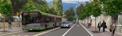 Mobilità: mozione 724.2018 per studiare una linea di Metrobus tra Trento e Lavis