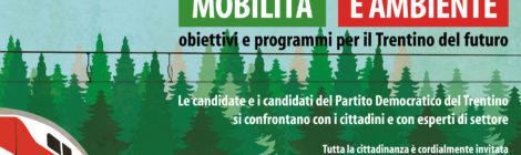 Mobilità e Ambiente: obiettivi e programmi per il Trentino del futuro