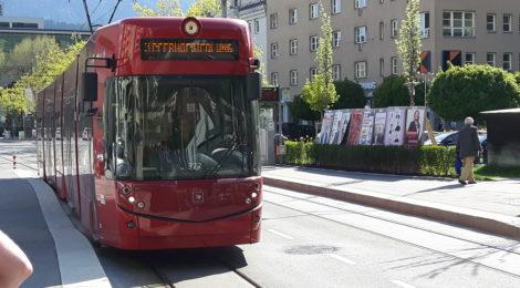 """11 maggio 2019: visita a Innsbruck con il gruppo di lavoro """"Un Tram per Trento"""""""