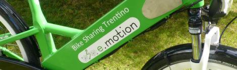 Servizio bike-sharing e.motion: opportuno migliorare le funzioni dell'app BicinCittà