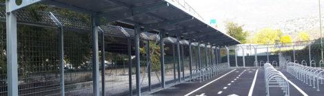 Parcheggi bici a Trento: campagna informativa per promuoverne l'utilizzo