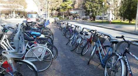 """Mozione """"Trento città amica delle biciclette"""""""