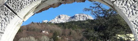Odg 574.2017 Recupero e valorizzazione del percorso pedonale di collegamento tra Grotta di Villazzano e Borino di Povo