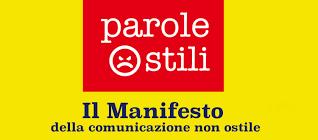 Mozione 1033/2020. Adesione del Comune di Trento al Manifesto della Comunicazione Non Ostile