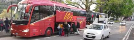 L'Adige 14/08/2019. Lung'Adige Monte Grappa insicuro. Il PD-PSI chiede al Sindaco di intervenire sulla fermata dei bus.