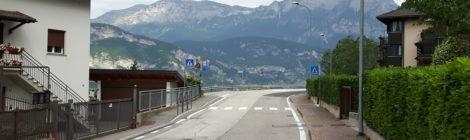 Martignano, via ai Bolleri. Interventi per la sicurezza pedonale. Interrogazione bis n. 539/2020